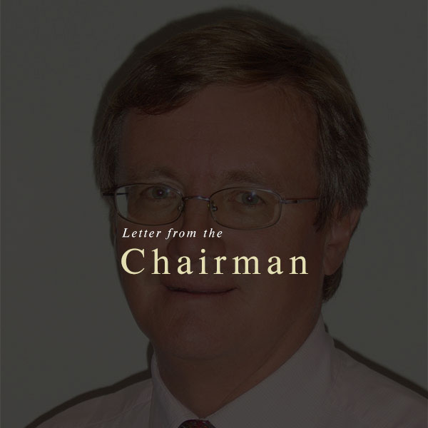 Letter from the Chairman - 4 Dec 2020
