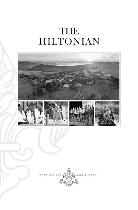The Hiltonian 2020